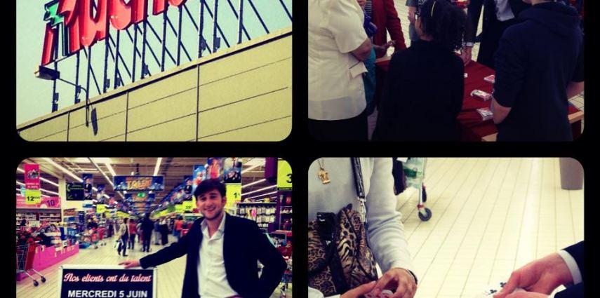 Tom le Magicien - Auchan Leers