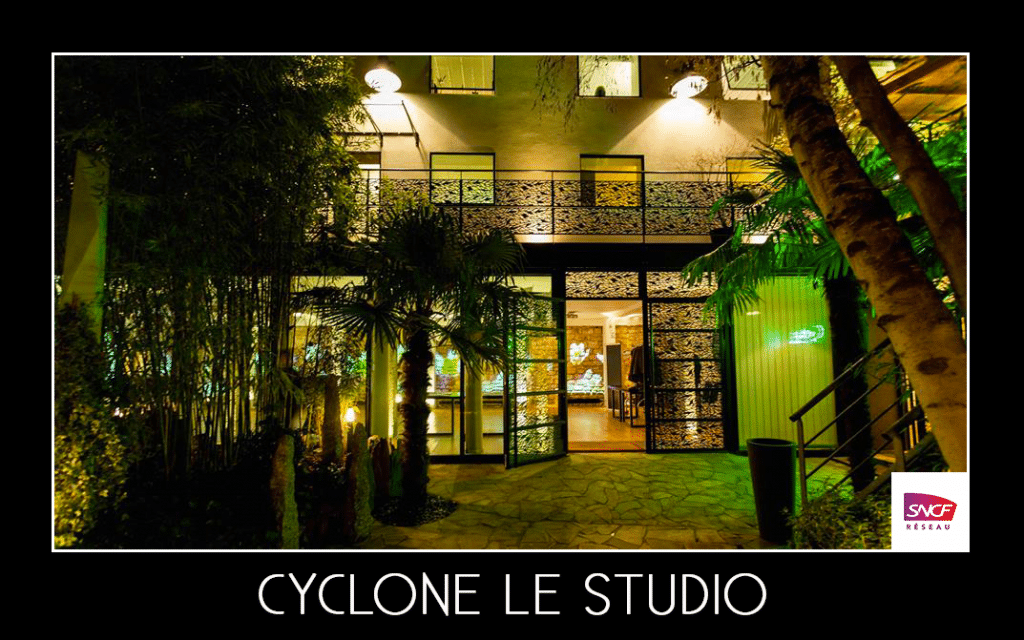 Tom Le Magicien Cyclone Studio