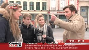 Tom le Magicien Grand Lille TV