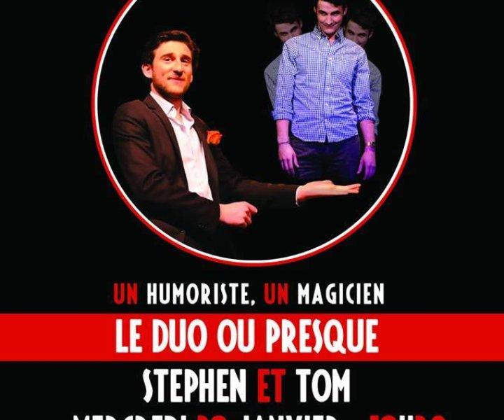 Tom le Magicien - Le Duo Ou Presque - FLSEG : ISTC