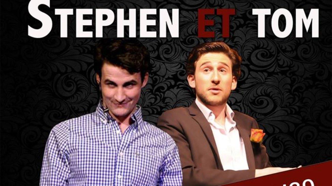 Tom le Magicien - Two Men Show - Stefen