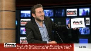 Cover - Tom Le Magicien - Grand Lille TV