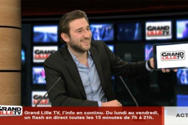 Tom Le Magicien – iPad TV