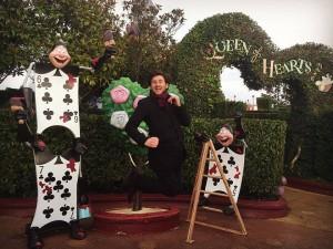 Tom Le Magicien - DisneyLand Paris