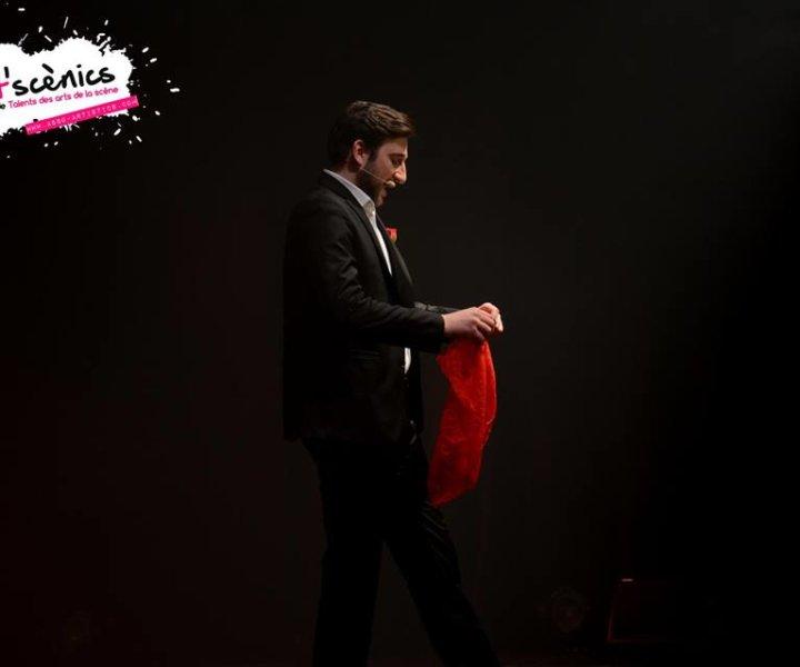 Scène - Tom Le Magicien
