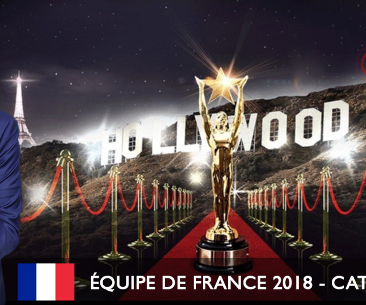 Hollywood - Tom Le Magicien