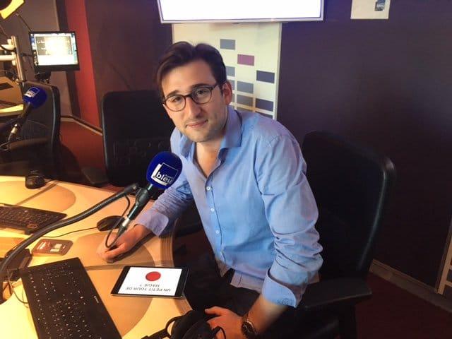 Tom Le Magicien France Bleu Nord