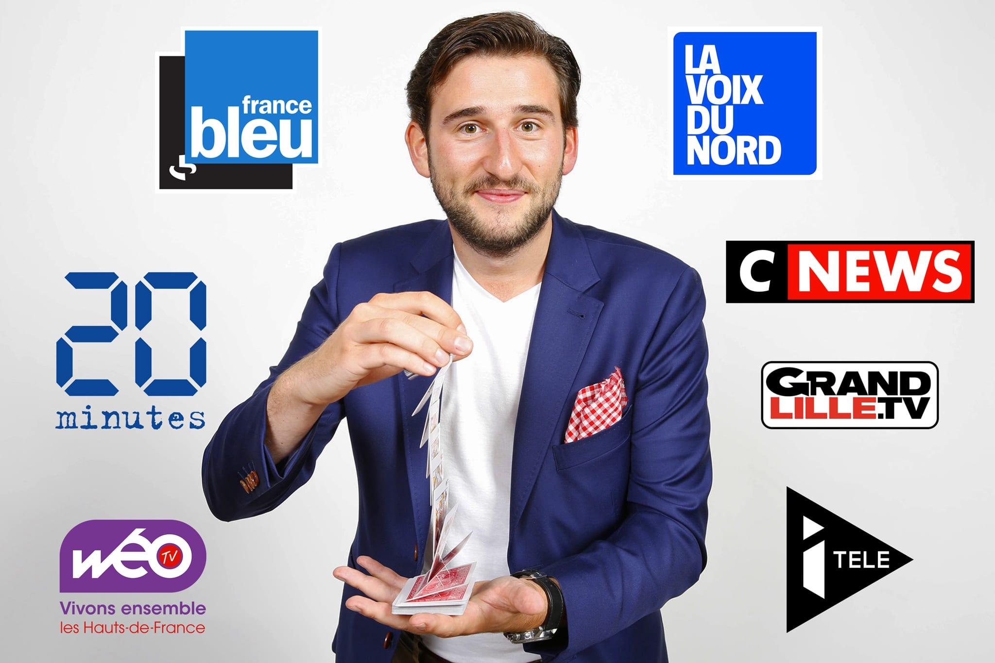 Tom Le Magicien - TV