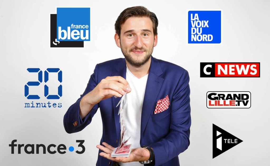 tom le magicien tv