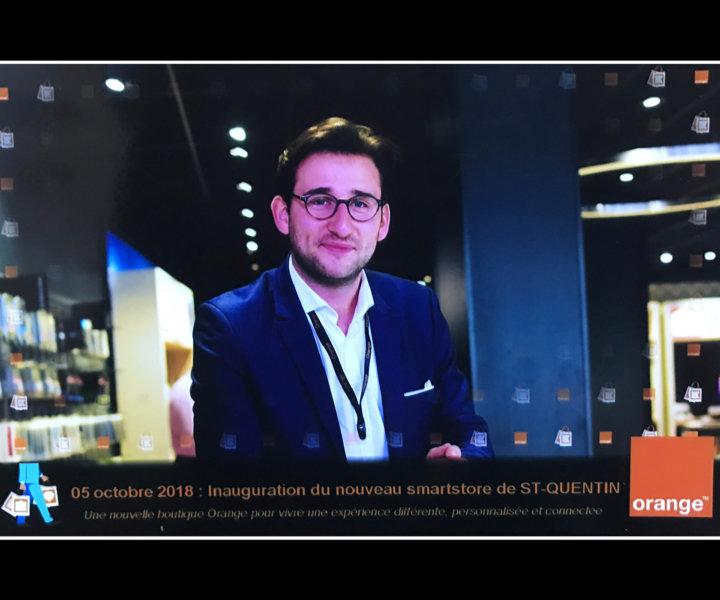 Magicien pour Orange - Saint Quentin