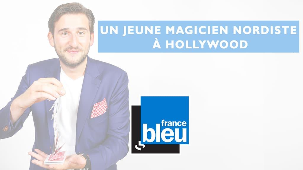 France Bleu Tom Le Magicien