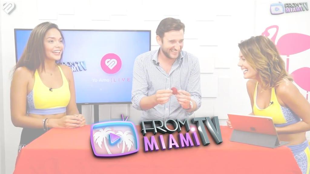 From Miami TV - Magician